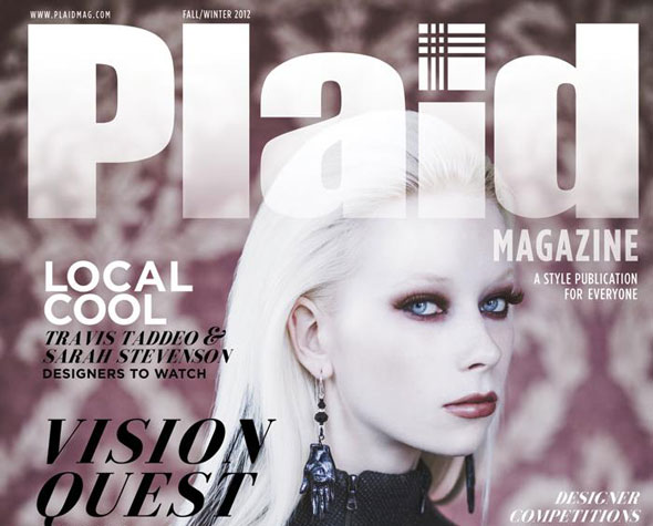Plaid Magazine Review