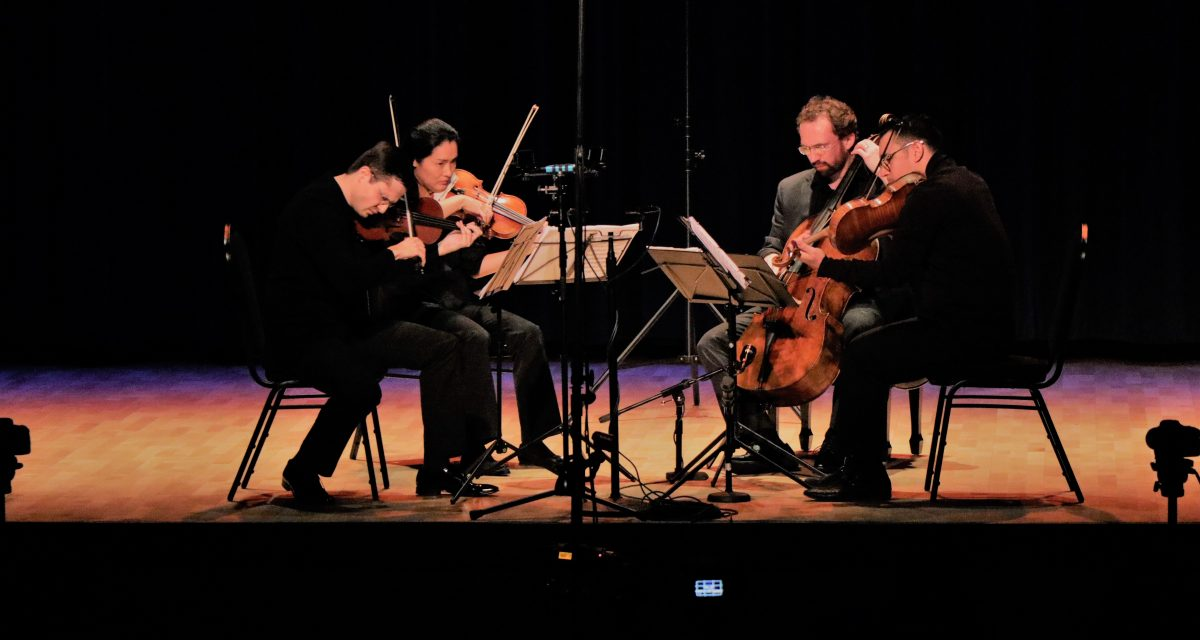 Home - The Annex Quartet - one of Canada's most dynamic ensembles