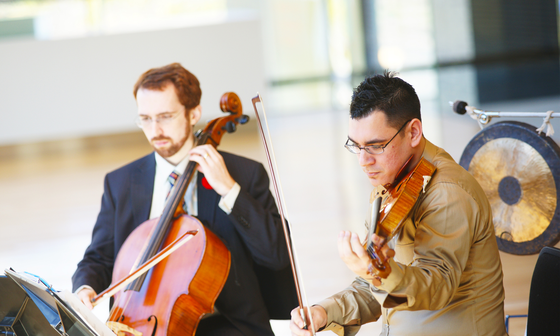 Annex Members Join Canzona Chamber Players