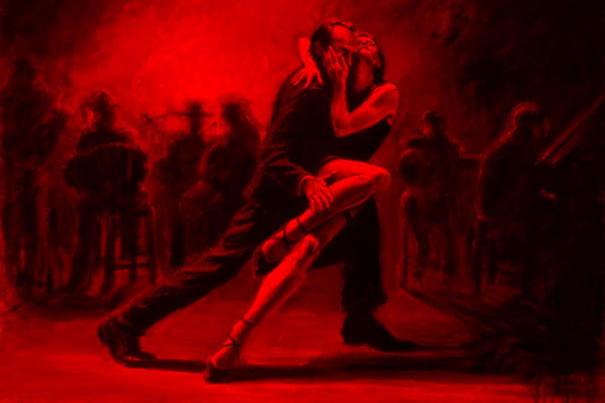 L'Histoire De Tango